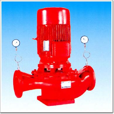 XBD-L-**单级消防泵