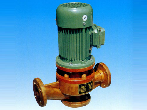 IGS型直联式玻璃钢耐腐蚀管道泵