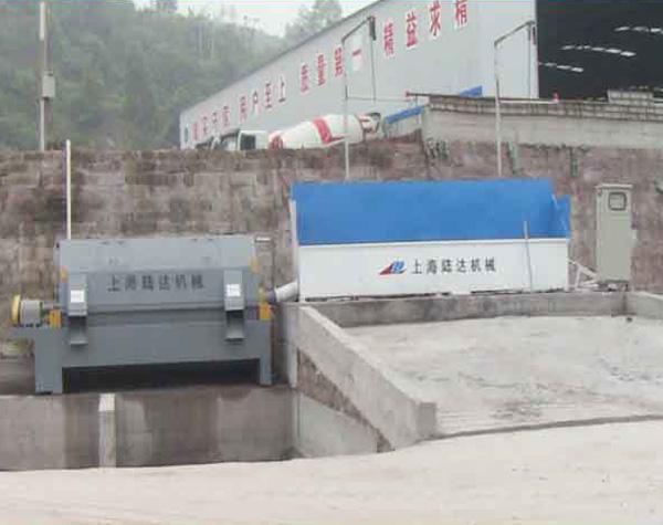 LDF2000型砂石分离机