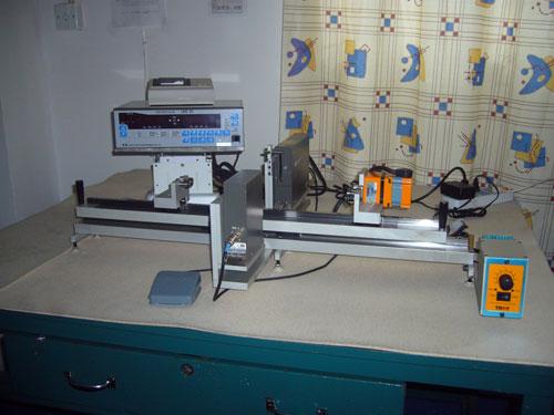 Surface Laser Detector
