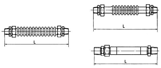 ZFP型风机盘管橡胶接头