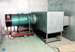 消声测试室