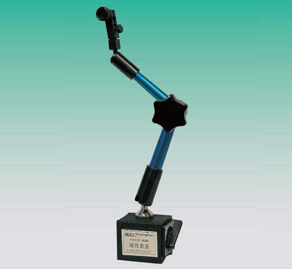 液压万向微调磁性表座 WCZ-6B液压