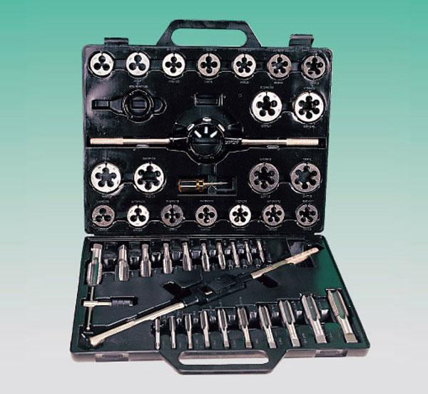 45件丝锥扳牙套装 M6-M24