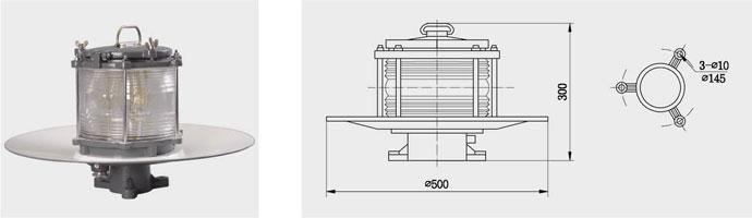 CXD7 莫氏信号灯