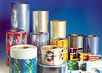 PVC、PET印刷膜、金属瓶套膜及彩印商标