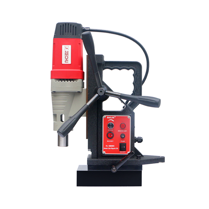BJ-9800E Magnetic seat drill