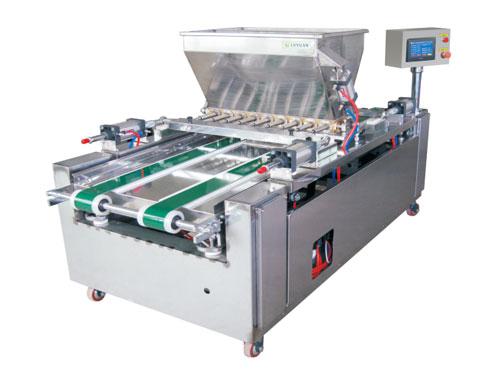 HYDGJ-600型 双色蛋糕成形机