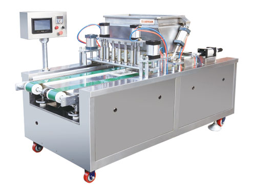 HYZZJ-800 Type Cake And Bread Filling Machine