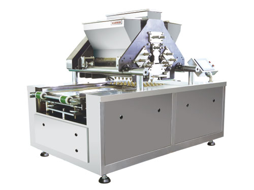 HYSSGJ-1000 Type Three-color and Two Fillings Depositor
