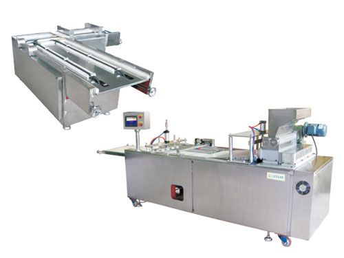 HYZDGJ-600型 桃酥糕饼成形机