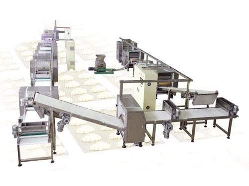 HYSMX-600型 酥皮面包生产线