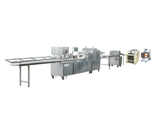 A Type Milk bouquet Bread Production Line / B Type Soft Bread Production Line