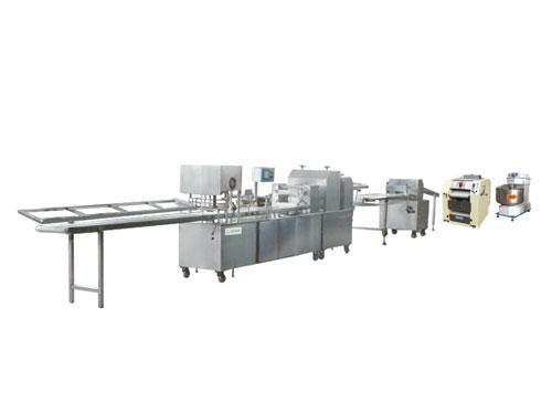 HYNXMB-A型 奶香面包生产流水线 / HYNXMB-B型 软性面包生产线
