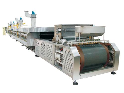 HYQ-800型 瑞士卷全自动生产线