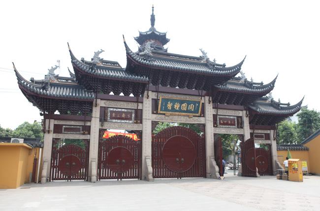 上海龙华古寺