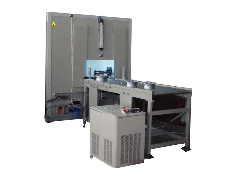 XG系列汽车铝车毂X射线实时成像检测装置