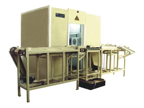 XG-3501L/C钢轮(铸铁)零件X射线实时成像检测装置