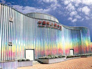 中国2010年上海世博会民营企业联合馆建设工程