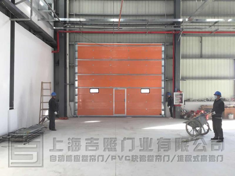 工业滑升门 GY-01