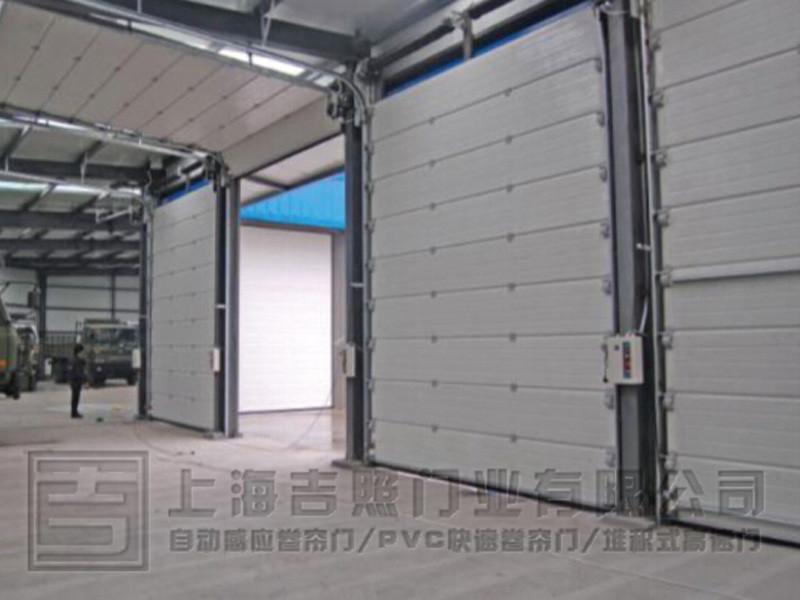 工业滑升门 GY-03