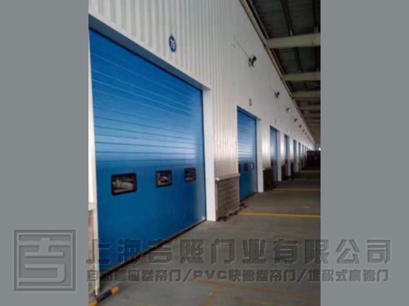 工业滑升门 GY-06
