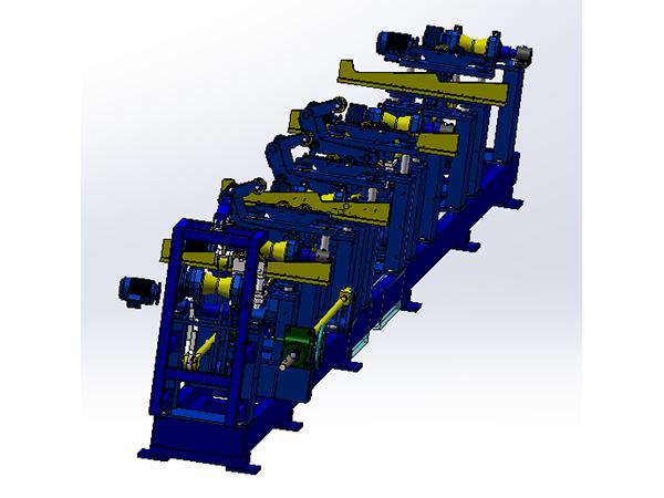JA120FJ型小管气动辅机
