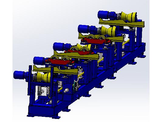 JA340FJ型气动辅机