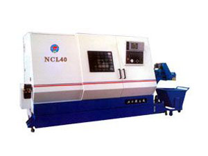 NC LATHE NCL40 數控車床
