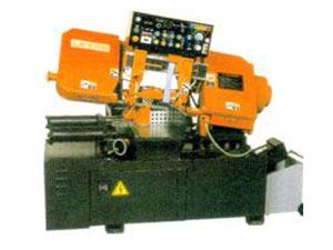 LX-250雙柱帶鋸床