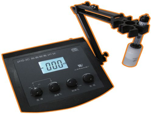 PHS-3C型数字式精密酸度计