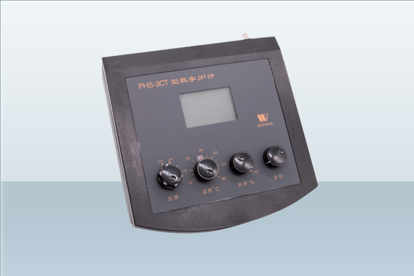 pHS-3CT型实验室pH计