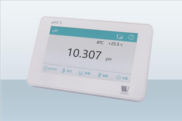 pHS-5型实验室pH计