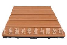 Assembled flooring