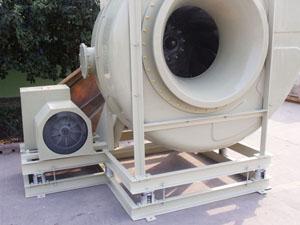 风机安装BT2型弹簧减振器