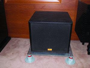 音响安装JZD型防剪切弹簧减振器