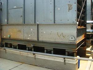冷却塔使用CT3型弹簧减振器