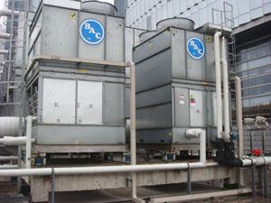 冷却塔使用DT3型弹簧减振器
