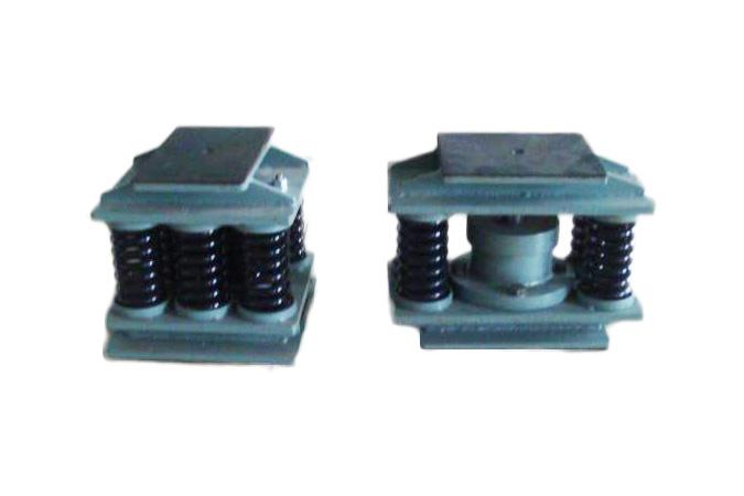 DJ型大载荷弹簧隔振器、DTJ型大载荷大阻尼弹簧隔振器
