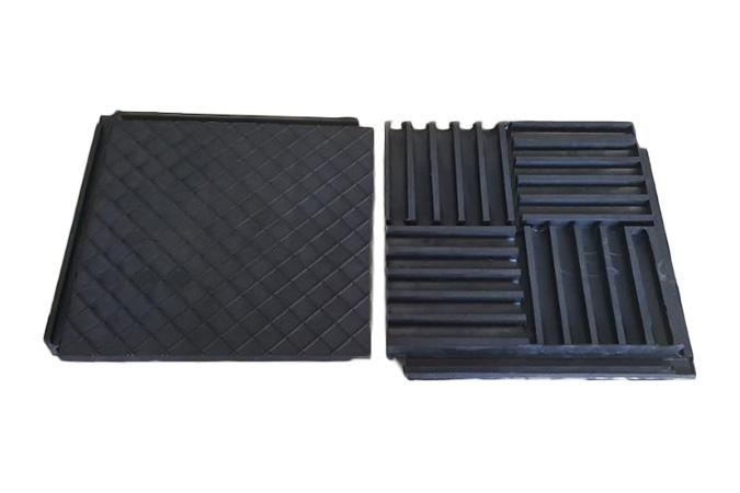 XSD型橡胶隔振垫
