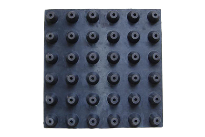FZD型浮筑结构橡胶隔振隔声垫(已获国家专利申请号:200720073633.0)