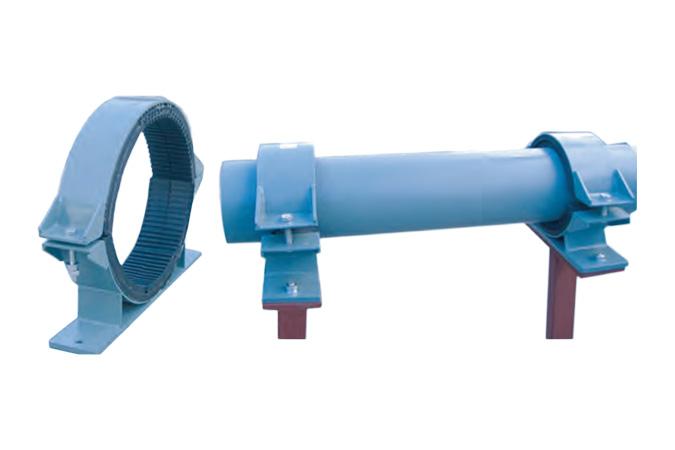 GZ型管道管夹橡胶隔振座、GJ型管道管夹隔振器