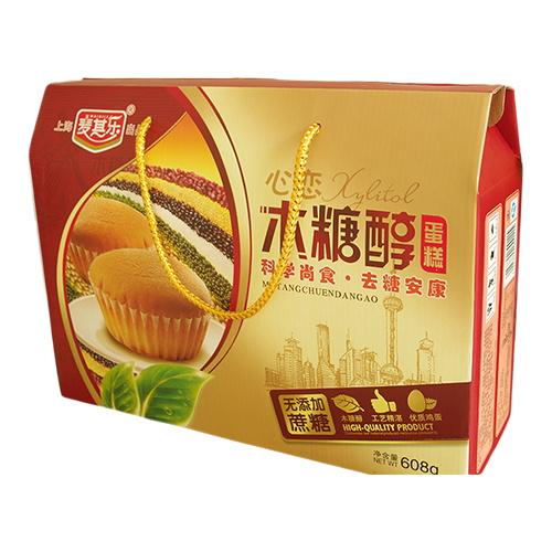 木糖醇蛋糕(608g)