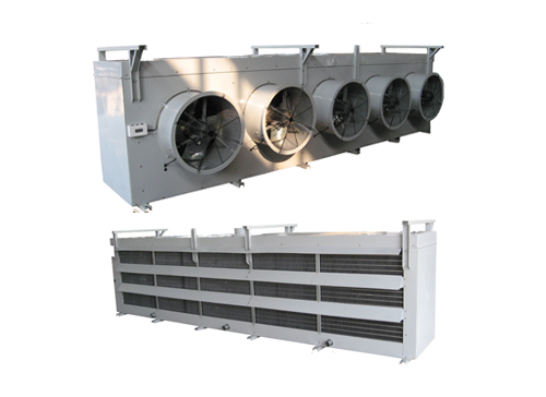 Water cream type air cooler refrigeration products