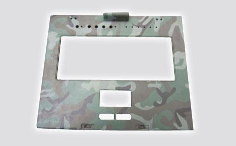 軍規電腦(四件套)
