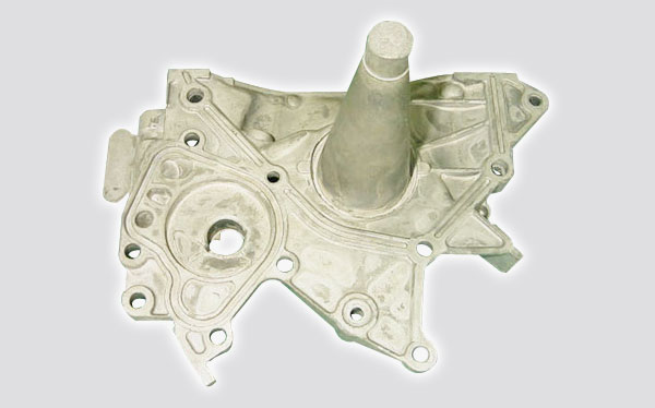 shell of oil pump