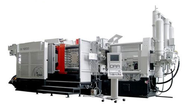 意大利IDRA热室压铸机:700T1台、600T6台、400T1台