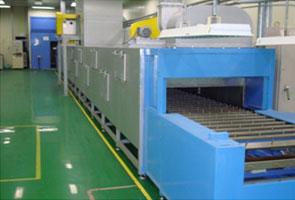 日本进口10万级无尘喷涂设备