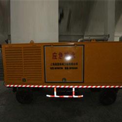 柴油机驱动格米克排水泵手推车