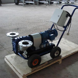 15m3/h~30m3/h减速电机驱动(变频控制)手推泵车